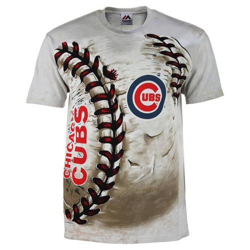 MLB Chicago White Sox Hardball Tie-Dye T-Shirt - Cream